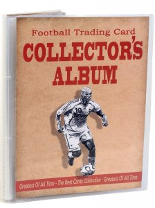 COLLECTOR's ALBUM - Universal Binder on 540 cards