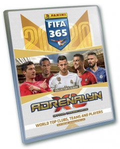 FIFA 2020  ALbum Binder + game board