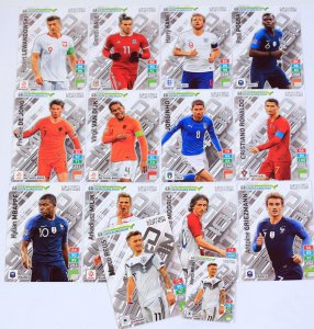 01  XXL Limited select cards  - ROAD to EURO 2020