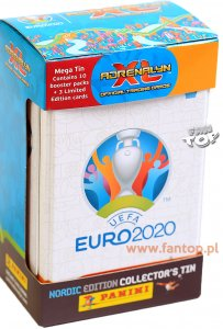 NORDIC BIG TIN 10 + 3 limited  - EURO 2020