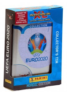 NORDIC Pocket Tin 4 + 3 limited  - EURO 2020