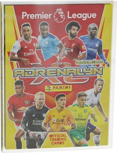ALBUM Binder game board PREMIER LEAGUE 2019 - 2020