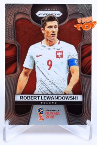 LEWANDOWSKI base card #146 - PRIZM World Cup 2018