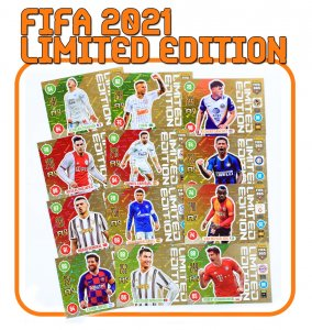 LIMITED EDITION cards select - FIFA 365 2021