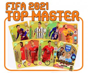 TOP MASTER cards select - FIFA 365 2021