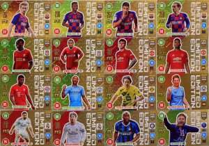 16 cards set - Limited Edition FIFA 2021