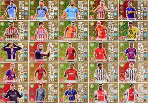 25 cards set - Limited Edition FIFA 2021