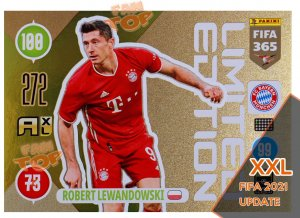 LEWANDOWSKI  XXL Limited  -  UPDATE Fifa 365 2021