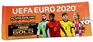 2021 KICK OFF - Premium Gold pack - UEFA EURO 2020
