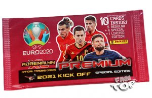 2021 KICK OFF - Premium  pack - UEFA EURO 2020