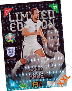 2021 KICK OFF -  KANE XXL LIMITED  - UEFA EURO 2020