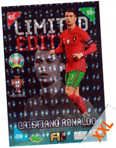 2021 KICK OFF -  RONALDO  XXL LIMITED  - UEFA EURO 2020
