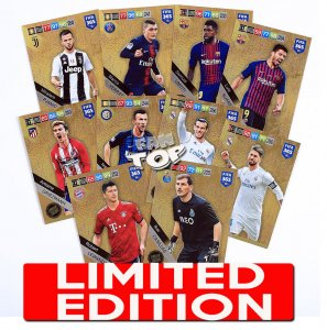 01 LIMITED EDITION  cards select - FIFA 2019