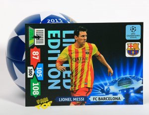 MESSI XXL Limited Edition - Champions League 2013/2014