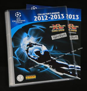 ALBUM NORDIC  2012 /13  Champions League  Panini