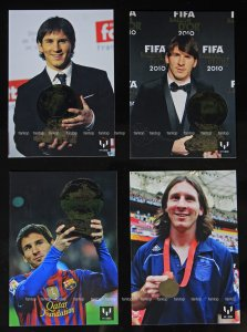MESSI official card collection - special cards select