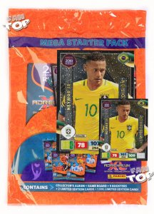XXL NEYMAR Limited Mega Starter Pack  - ROAD TO WORLD CUP 2018