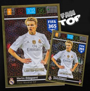 ODEGAARD Real Madryt  XXL  LIMITED EDITION  FIFA 365