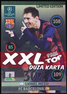 MESSI - XXL Limited Edition - UPDATE 2015