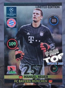 XXL - LIMITED EDITION Manuel NEUER - UPDATE 2015