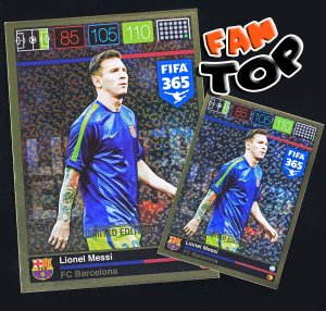 MESSI -  XXL Limited Edition FIFA 365