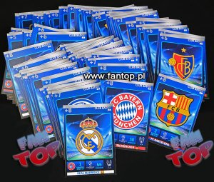 CLUB BADGE cards Panini Adrenalyn XL CHAMPIONS LEAGUE 2014 2015