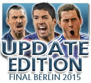 142 cards FULL SET - Champions League UPDATE 2015