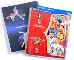 2 x  ALBUM - Limited + World Cup 2018