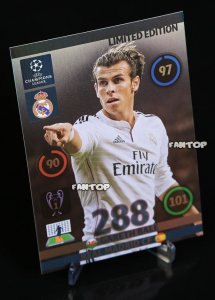 BALE Gareth XXL Limited Edition  Champions League 2014 2015