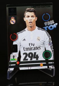 RONALDO - Champions League 14/15  XXL Limited Edition