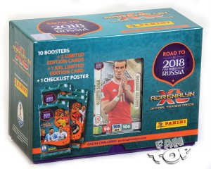 GIFT BOX  saled  BALE XXL - ROAD TO WORLD CUP 2018