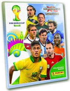 2014 ALBUM + 30 cards - FIFA BRASIL WORLD CUP 2014