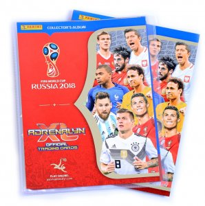 ALBUM , Binder WORLD CUP 2018