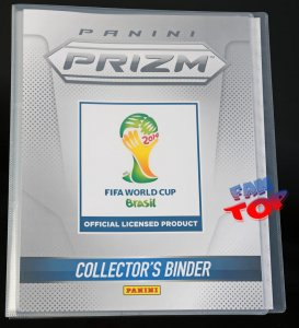 PRIZM Album -  Panini World Cup 2014 FIFA